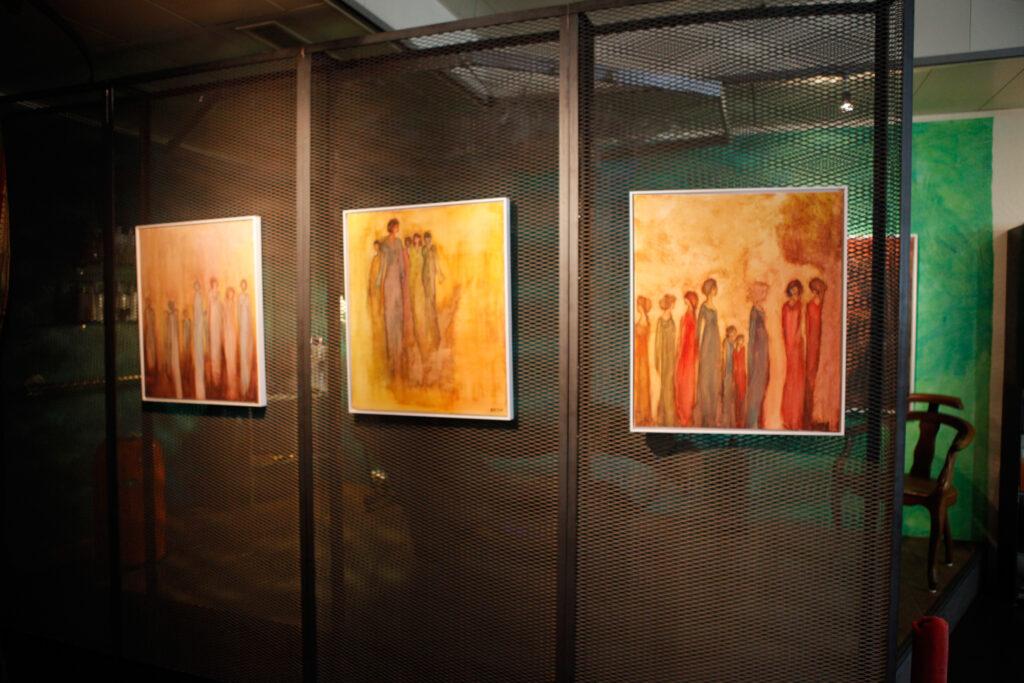 Erste Bilderausstellung in Brugg